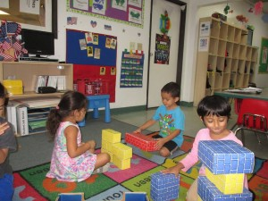 blocks play group